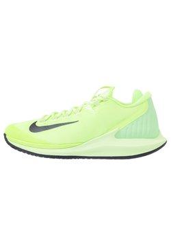 Nike Performance - COURT AIR ZOOM - Scarpe da tennis per tutte le superfici - ghost green/blackened blue/barely volt