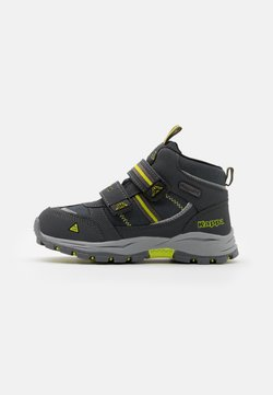 Kappa - HOVET TEX UNISEX - Outdoorschoenen - grey/lime