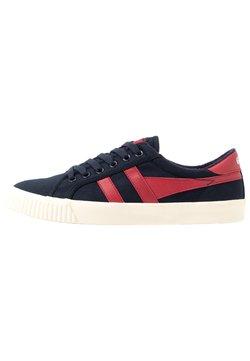 Gola - TENNIS MARK COX VEGAN - Sneakers laag - navy/red
