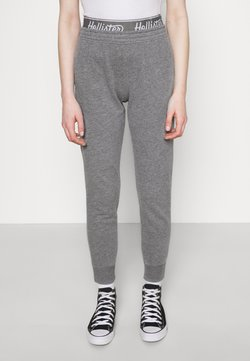 Hollister Co. - LOGO - Jogginghose - grey
