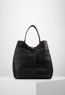 Coccinelle - JOYFUL - Shopping Bag - noir
