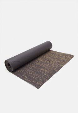 HIIT - FLAX YOGA MAT - Fitness / Yoga - charcoal