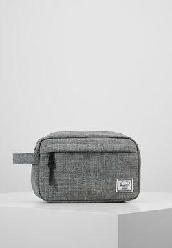 Herschel - CHAPTER - Toiletti-/meikkilaukku - gris/noir