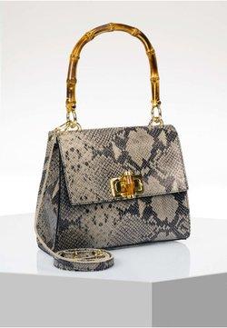 usha - Shopping Bag - taupe