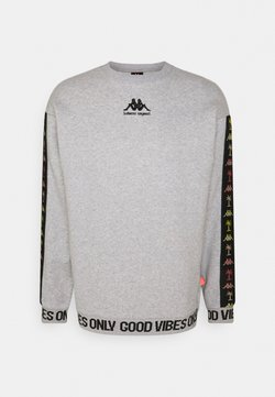 Kappa - VIBE PATROL - Sweatshirt - melange