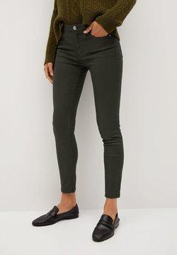 Mango - ISA - Jeans Skinny Fit - khaki