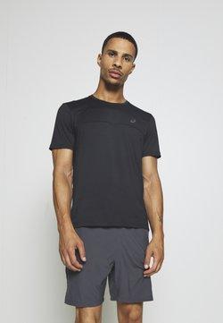 ASICS - RACE - Camiseta estampada - performance black