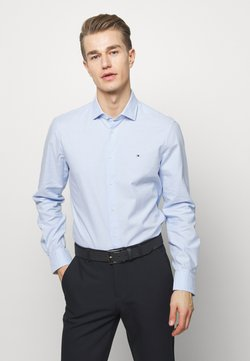 Tommy Hilfiger Tailored - WASHED OXFORD CLASSIC SLIM - Businesshemd - blue