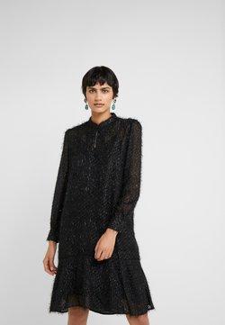 Bruuns Bazaar - ROSALEEN CAMARI DRESS - Vestito elegante - black