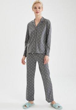 DeFacto - Pyjama - anthracite