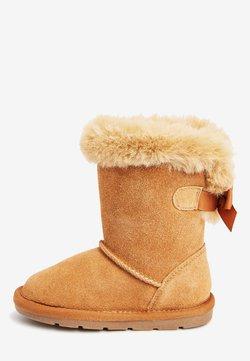 Next - PULL-ON - Snowboot/Winterstiefel - brown