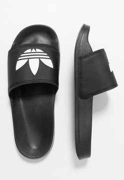 adidas Originals - ADILETTE LITE - Sandaler - core black/footwear white