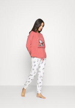 Women Secret - Pyjama - dark peach
