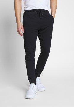 Fila - EDAN PANTS - Jogginghose - black