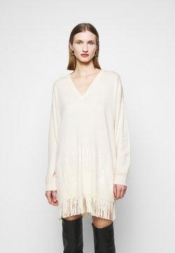 Pinko - ABITO - Vestido de punto - beige