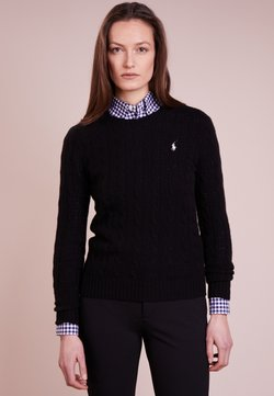 Polo Ralph Lauren - JULIANNA  - Neule - polo black