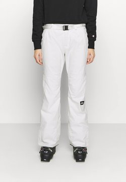 O'Neill - STAR SLIM PANTS - Talvihousut - powder white