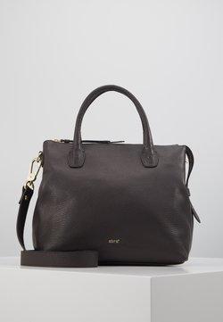 Abro - GUNDA  - Handtasche - dark brown