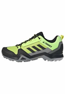 adidas Performance - TERREX AX3 WANDERSCHUH - Hikingschuh - yellow
