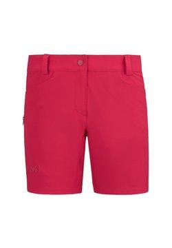 Millet - TREKKER STRETCH II W - Shorts outdoor - rouge