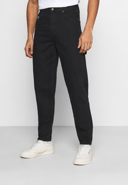 Karl Kani - RINSE PANTS - Jeans Relaxed Fit - black
