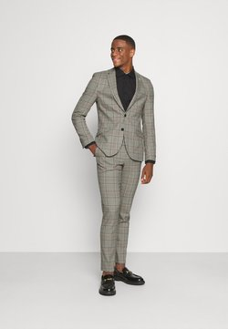 Shelby & Sons - DUNKELD SUIT - Costume - stone