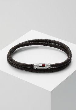Tommy Hilfiger - CASUAL CORE - Armband - braun