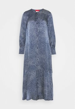 MAX&Co. - OSTUNI - Vestido camisero - navy blue