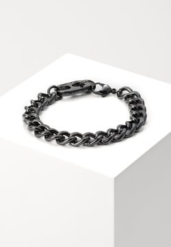Wild For The Weekend - RING PULL CHAIN BRACELET - Rannekoru - gunmetal