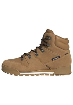 adidas Performance - TERREX SNOWPITCH COLD.RDY HIKING SHOES - Scarpa da hiking - brown