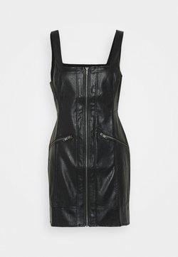 Free People - JOHNNY VEGAN DRESS - Robe d'été - black