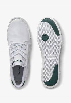 Lacoste - Sneaker high - wht/dk grn