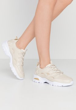 KangaROOS - KW-BIRDY - Sneakers - beige/gold