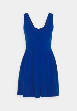 WAL G. - ELLIANNA SKATER DRESS - Cocktailkleid/festliches Kleid - electric blue