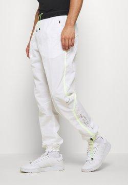 Nike Sportswear - Trainingsbroek - white/black