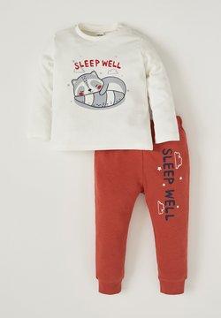 DeFacto - Pijama - brown
