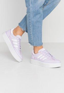 adidas Originals - SLEEK SUPER 72 - Sneakers basse - purple tint/footwear white/crystal white