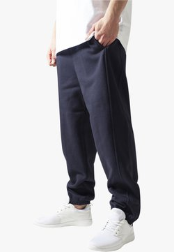 Urban Classics - SWEATPANTS SP. - Jogginghose - navy