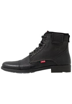 Levi's® - FOWLER - Bottines à lacets - regular black