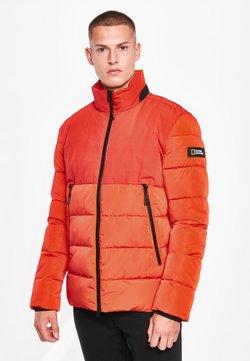 National Geographic - RE-DEVELOP - Winterjacke - pumkin orange