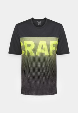 Craft - CORE OFFROAD  - Funktionsshirt - black/forest