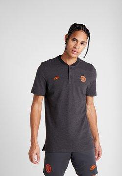 Nike Performance - CHELSEA LONDON MODERN - Vereinsmannschaften - black/black heather/rush orange