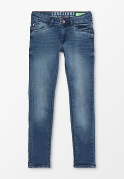 Cars Jeans - PATCON - Slim fit jeans - dark used