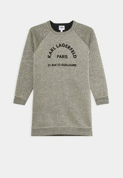 KARL LAGERFELD - DRESS - Robe pull - lime