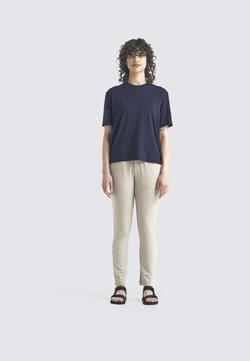 Icebreaker - T-shirt con stampa - midnight navy
