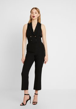 Miss Selfridge - TUX KICKFLARE - Combinaison - black