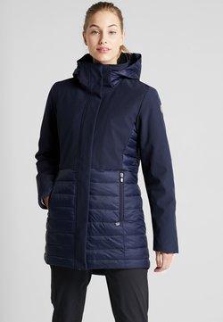 Luhta - IVALO - Regenjacke / wasserabweisende Jacke - dark blue