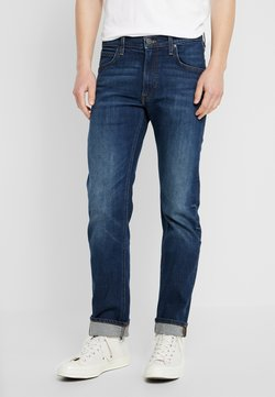 Lee - DAREN ZIP FLY - Jeans straight leg - dark diamond