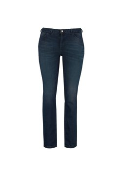 MS Mode - Straight leg jeans - blue