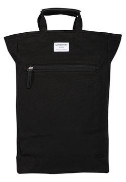Sandqvist - TONY UNISEX - Plecak - black